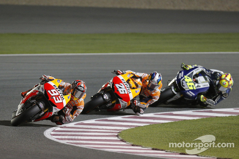 2013: Marquez's first MotoGP race