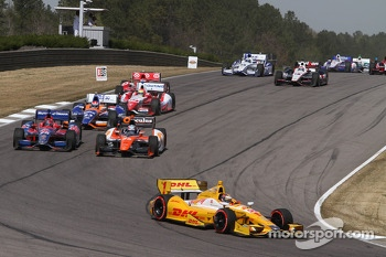 Start: Ryan Hunter-Reay, Andretti Autosport Chevrolet