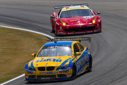 Turner Motorsport BMW M3: Bill Auberlen, Paul Dalla Lana