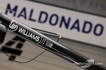 Williams pit stop equipment