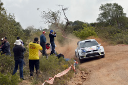 Andreas Mikkelsen, Mikko Markkula, Volkswagen Polo R WRC