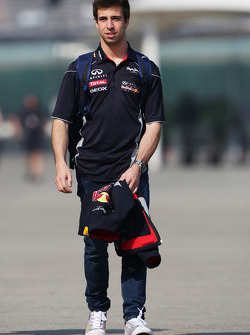 Antonio Felix da Costa, Red Bull Racing Reserve Driver