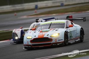 Darren Turner, Stefan Muecke, Bruno Senna, Aston Martin Vantage V8