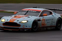 #95 Aston Martin Racing Aston Martin Vantage V8: Christoffer Nygaard, Kristien Poulson, Allan Simonson