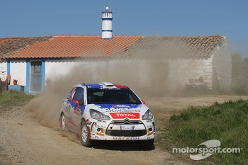 Bryan Bouffier, Xavier Panseri, Citroen DS3 