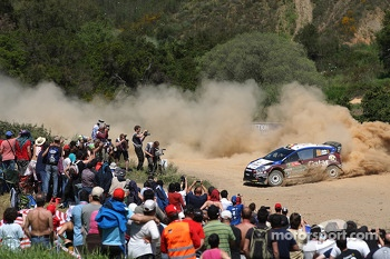 Thierry Neuville, Nicolas Klinger, Ford Fiesta WRC, Qatar M-Sport WRT