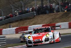 Klaus Abbelen, Sabine Schmitz, Patrick Huisman, Frikadelli Racing Team, Porsche 911 GT3 R