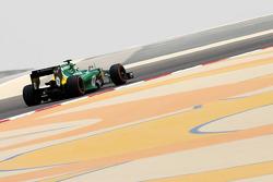 Heikki Kovalainen, Caterham CT03 Reserve Driver
