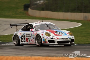 #59 Brumos Racing Porsche GT3: Andrew Davis, Leh Keen
