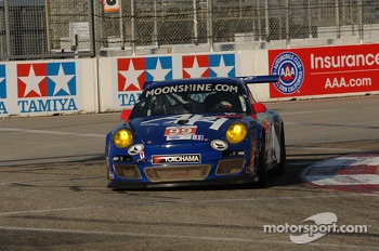 #99 Competition Motorgroup Porsche 911 GT3 Cup: David Calvert-Jones, Ted Ballou