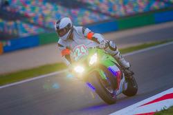 # 224 JCB YDCG RACING Kawasaki: Jean-Claude Camagnet, Yohan Deneque, Stephane Marle, Geralde Monnereau