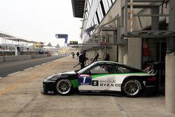 #1 Pro GT by Almeras Porsche 911 GT3 R: Philippe Giauque, Franck Perrera