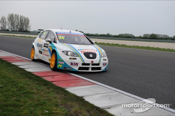 Pepe Oriola, SEAT Leon WTCC, Tuenti Racing 