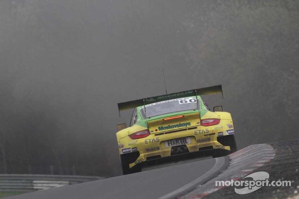 Jochen Krumbach, Romain Dumas, Timo Bernhard, Manthey-Racing, Porsche 911 GT3 RSR