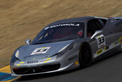 #33 Boardwalk Ferrari Ferrari 458: Peter Carlino