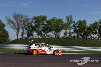 Fernando Monje, SEAT Leon WTCC, Campo Racing 