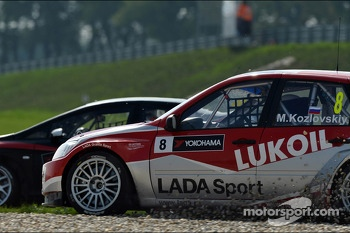 Mikhail Kozlovskiy, LADA Granta, LADA Sport Lukoil 
