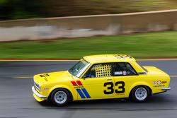 Alex Moya, Datsun 510