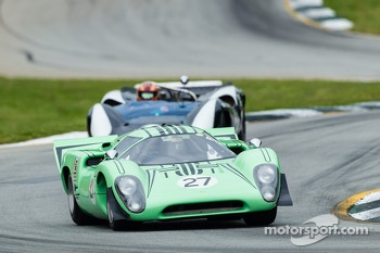 David Ritter, Lola T-70