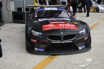 #88 Justracing China BMW Z4: Li Xuefeng, Dawei Zhu