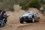 Mads Ostberg and Jonas Andersson, Ford Fiesta RS WRC, Qatar M-Sport World Rally Team
