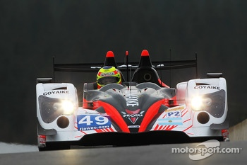 #49 Pecom Racing Oreca 03 Nissan: Luis Perez-Companc, Pierre Kaffer, Nicolas Minassian