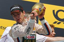 Winner Augusto Farfus, BMW Team RBM BMW M3 DTM