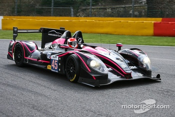 #45 Oak Racing Morgan-Nissan: Jacques Nicolet, Jean-Marc Merlin