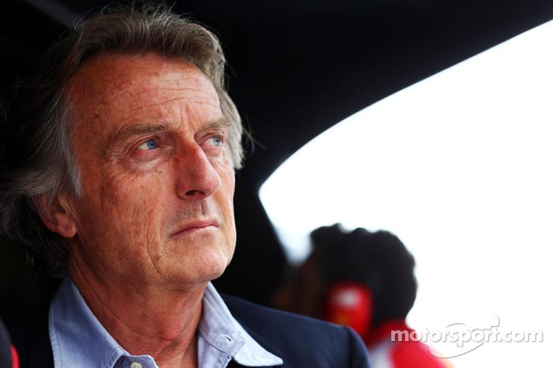 Luca di Montezemolo, Ferrari President