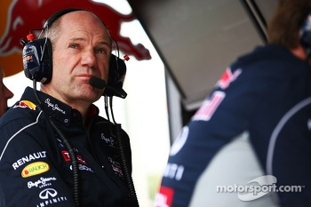Adrian Newey, Red Bull Racing Chief Technical Officer