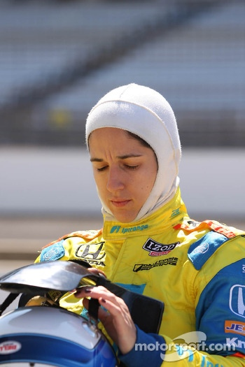 Ana Beatriz, Dale Coyne Racing Honda