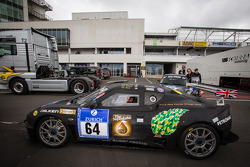 #64 Cor Euser Racing Lotus GT4 Evora (SP10)