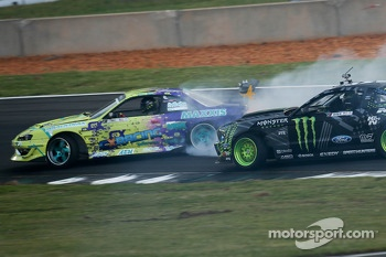Matt Field and Vaughn Gittin Jr.