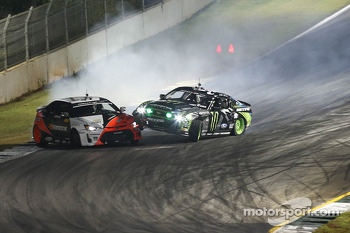 Fredric Aasbo and Vaughn Gittin Jr.