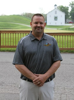 Jeffrey Williams, Brickyard Crossing PGA Director of Golf