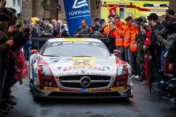 #9 Black Falcon Mercedes-Benz SLS AMG GT3 (SP9)