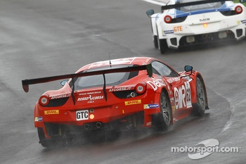 #62 AF Corse Ferrari F458 Italia GT3: Andrea Rizzoli, Stefano Gai, Lorenzo Case