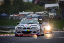 #87 MSC Rhön e.V. im ADAC BMW M3 E46 (SP6): Michael Hess, Kurt Thiel, Ulli Packeisen, Hubert Nacken