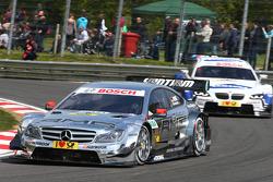 Christian Vietoris, Mercedes AMG DTM, DTM Mercedes AMG C-Coupe