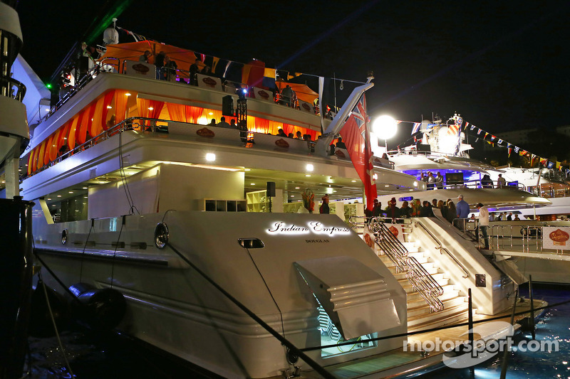 The Indian Empress, venue for the Signature F1 Monaco Party