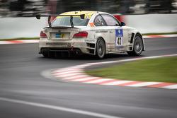 #43 Adrenalin Motorsport BMW E82 GTS (SP8): Thomas Ahles, Andreas Winkler, Frank Thomas, Thorsten Kratz