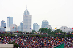 A view of Indianapolis