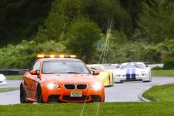 Pace laps - Lime Rock Park Special Editon BMW M3 Coupe