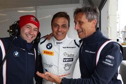 Stefano Comandini, Thomas Biagi and Roberto Ravaglia,Team Roal Motorsport