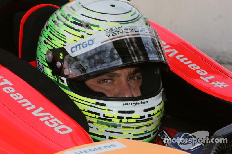 EJ Viso, Team Venezuala/Andretti Autosport/HVM Chevrolet
