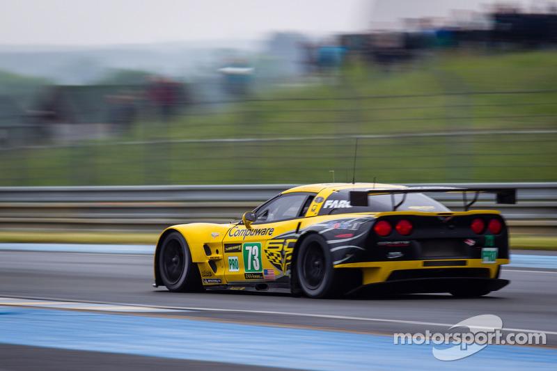 #73 Corvette Racing Corvette C6.R: Jordan Taylor, Antonio Garcia, Jan Magnussen