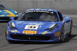 #31 Ferrari of Ontario Ferrari 458: Damon Ockey