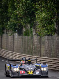 #34 Race Performance Oreca 03-Judd: Michel Frey, Patrick Niederhauser, Jeroen Bleekemolen