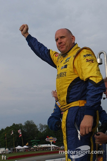 GT winner Paul Dalla Lana