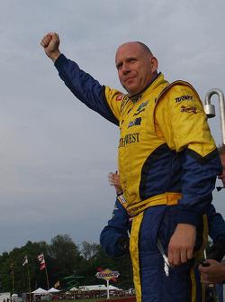 GT winner Paul Dalla Lana